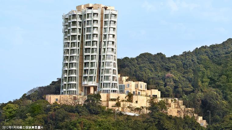 香港楼市,香港港岛半山区东部罕有豪宅傲璇 opus hong kong,外型设计