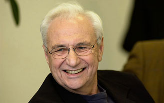 FRANK GEHRY: INTERVIEW