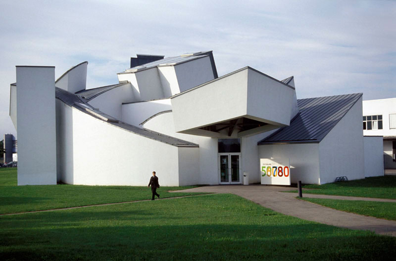 Opus hong kong frank gehry s first residential building for Vitra museum basel
